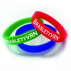 купить силиконовые браслеты