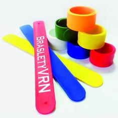 Slap браслеты, силиконовые слэп браслеты
